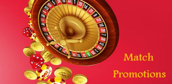 Bonus offers at high roller casinos