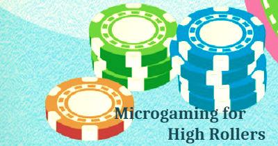 Microgaming high roller casinos